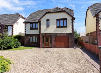 Thumbnail 4 bed detached house for sale in Hendre Road, Ammanford