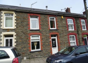 Thumbnail 2 bed terraced house for sale in Bryn Road, Ogmore Vale, Bridgend