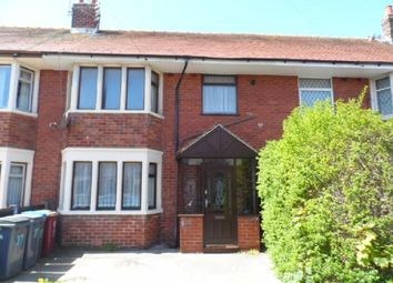 Thumbnail 3 bedroom terraced house for sale in Fitzroy Road, Blackpool