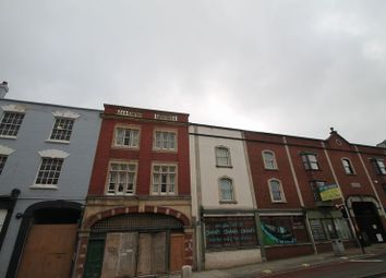 Thumbnail 1 bed flat to rent in West Street, St Philips, Bristol