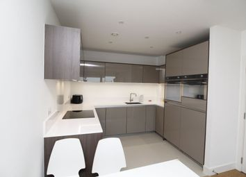 Thumbnail 1 bed flat to rent in Peartree Way, London