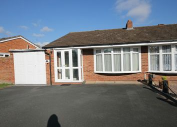 Thumbnail 2 bedroom semi-detached bungalow to rent in Sutton Road, Admaston, Telford