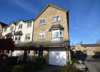 Thumbnail 5 bed end terrace house for sale in Bromley Bank, Denby Dale, Huddersfield