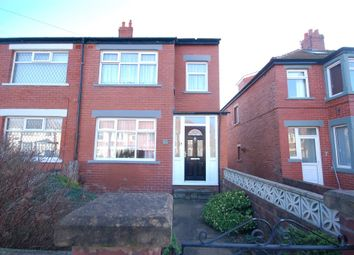 Thumbnail 3 bedroom end terrace house for sale in Elaine Avenue, Blackpool