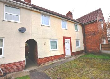 Thumbnail 3 bed terraced house for sale in The Crescent East, Sunnyside, Rotherham, South Yorkshire