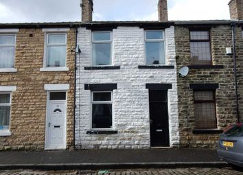 Thumbnail 2 bed terraced house for sale in Garnett Street, Barrowford, Nelson