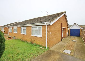 Thumbnail 2 bed semi-detached bungalow for sale in Chamberlain Avenue, Walton On The Naze