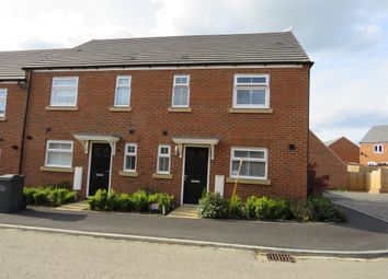Thumbnail 3 bed end terrace house for sale in Norris Mews, Long Buckby, Northampton