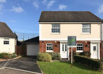 Thumbnail 2 bed semi-detached house for sale in Lawn Gardens, Chudleigh, Newton Abbot