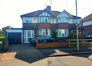 Thumbnail 3 bed semi-detached house for sale in The Roystons, Surbiton