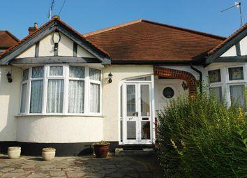 Thumbnail 2 bed semi-detached bungalow for sale in Lynhurst Avenue, Berrylands, Surbiton