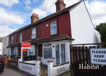 Thumbnail 3 bed terraced house for sale in Mostyn Road, Leagrave, Luton