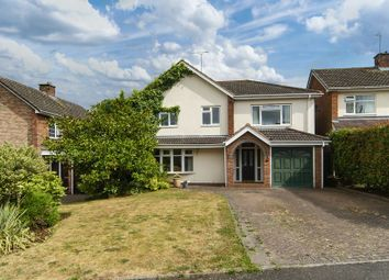 Thumbnail 5 bed detached house for sale in Fairfield Drive, Codsall, Wolverhampton