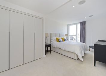 Thumbnail 2 bed flat for sale in Moore House, Grosvenor Waterside, London