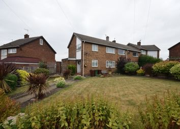 Thumbnail 3 bed end terrace house for sale in Huntwick Crescent, Featherstone, Pontefract