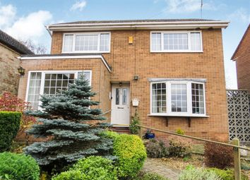 Thumbnail 4 bed detached house to rent in Trent Lane, Kings Newton, Derby
