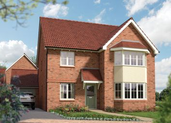 "Thumbnail 5 bed detached house for sale in ""The Oxford"" at Greenfields Mews, Chester Road, Malpas"