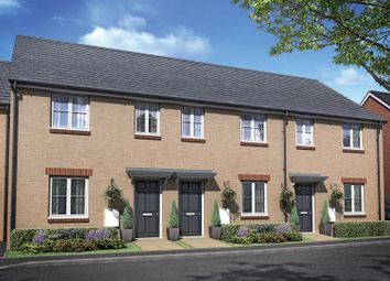 Thumbnail 3 bed terraced house for sale in North Brook Close, Greetham, Oakham