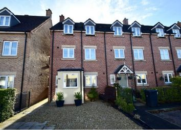 Thumbnail 4 bedroom town house for sale in Laddon Mead, Yate, Bristol