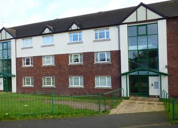 Thumbnail 2 bedroom flat for sale in Lightley Close, Sandbach