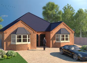 Thumbnail 2 bed semi-detached bungalow for sale in Eastlands, Crowland, Peterborough