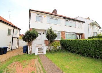 3 bed semi-detached house for sale in Riverdene, Edgware, Middlesex HA8