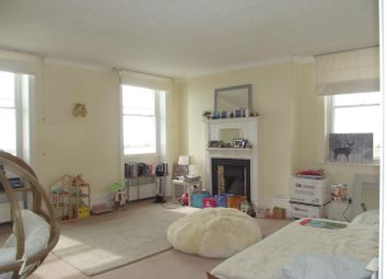 Thumbnail 4 bed flat to rent in Adelaide Crescent, Hove