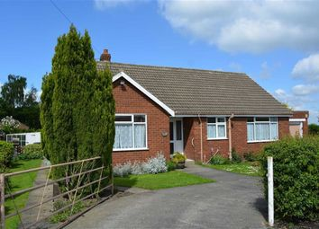 Thumbnail 3 bed detached bungalow for sale in Tune Street, Osgodby