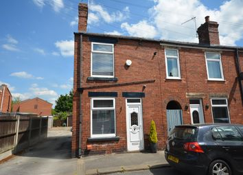 Thumbnail 2 bed end terrace house for sale in Sherwood Street, Chesterfield