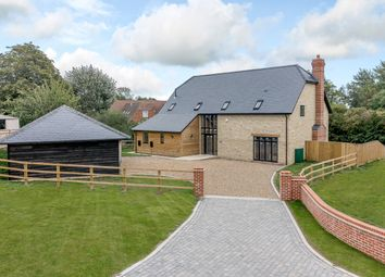 Thumbnail 4 bed detached house for sale in White Horse View, Fernham, Fernham