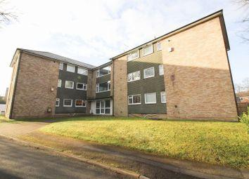Thumbnail 3 bed flat to rent in Elvetham Road, Fleet