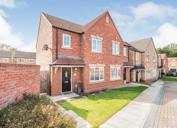 3 bed semi-detached house for sale in Hallcoate View, Hull, East Yorkshire HU8