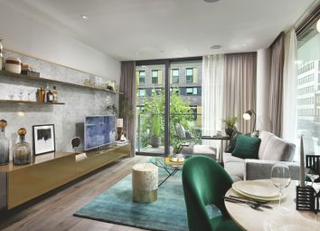 Thumbnail 2 bed flat for sale in Goodman's Fields, Cassia House, London