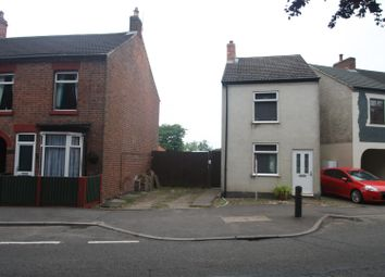 Thumbnail 3 bed detached house for sale in Whitehill Road, Ellistown, Coalville