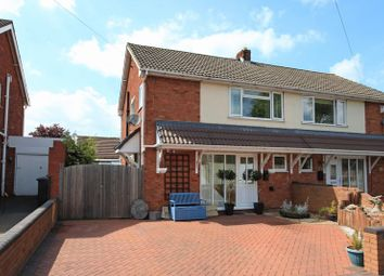 Thumbnail 3 bedroom semi-detached house for sale in Pool Close, Trench, Telford