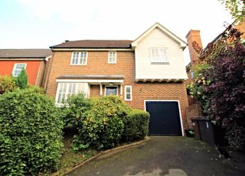 Thumbnail 4 bed detached house for sale in Meadow Rise, Heathfield