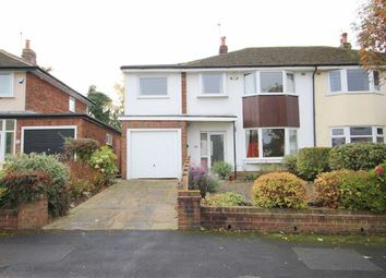 Thumbnail 5 bed semi-detached house for sale in Marina Drive, Fulwood, Preston