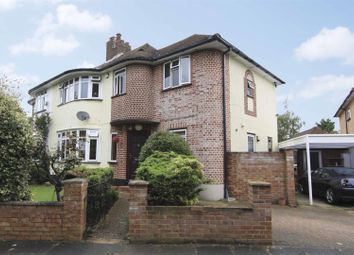 Thumbnail 4 bed semi-detached house for sale in Broadhurst Gardens, Ruislip