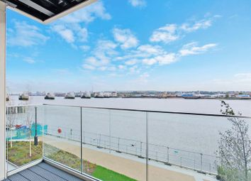 Thumbnail 3 bed flat for sale in Liner House, Royal Wharf, Docklands