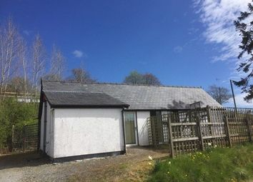 Thumbnail 1 bed detached bungalow for sale in Cribyn, Lampeter