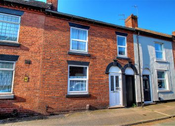 Thumbnail 3 bed terraced house for sale in Arch Street, Rugeley