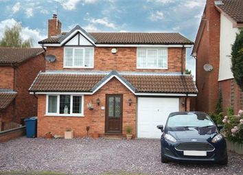 Thumbnail 4 bed detached house for sale in Lyndhurst Grove, Stone, Stoke-On-Trent