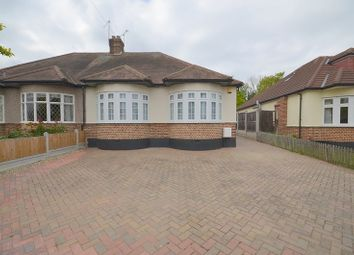 Thumbnail 2 bedroom bungalow to rent in Eversleigh Gardens, Upminster