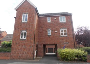 Thumbnail 2 bed flat to rent in Honeymans Gardens, Droitwich