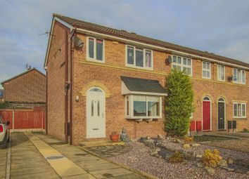 Thumbnail 3 bed mews house for sale in Linnets Wood Mews, Worsley, Manchester