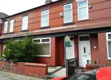 3 bed terraced house for sale in Whalley Avenue, Levenshulme, Manchester M19