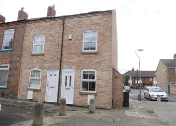 Thumbnail 2 bed terraced house to rent in Stamford Street East, York