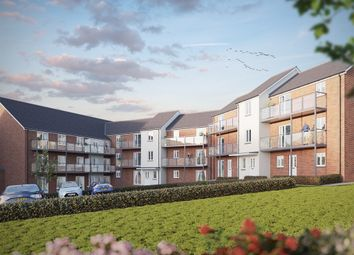 "Thumbnail 1 bed flat for sale in ""The Corby"" at Whitfield House, Blakeslee Drive, Exeter"