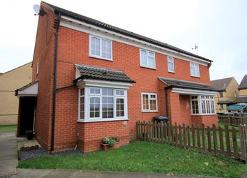 Thumbnail 2 bed property for sale in The Meadows, Flitwick