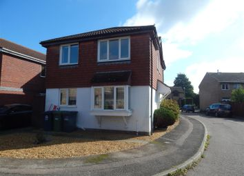 Thumbnail 3 bed detached house to rent in Carisbrooke Way, Eynesbury, St. Neots